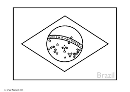 Small Picture Brazil Flag Coloring Page Alric Coloring Pages