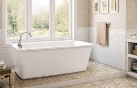 freestanding bathtub acrylic