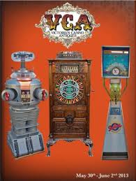 Starscroll Horoscope Vending Machine Simple Victorian Casino Antiques Spring 48 Auction Catalog By Victorian