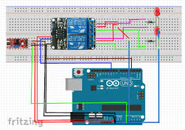 2 channel relay module summerfuel robotics touch sensor