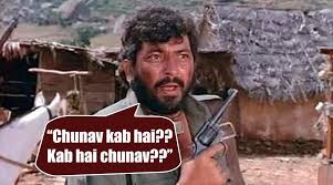 Congress Is Busy Making Gabbar And Gst Memes Bjp Isnt Liking It