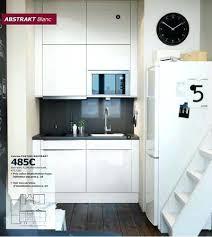 Meuble Cuisine Petit Espace Habitsofhappinessco Dappoint Ikea Maison
