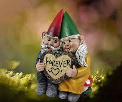 garden gnome statues figurine resin art
