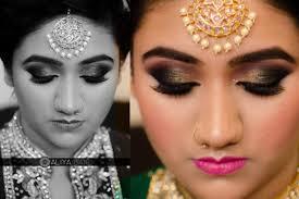smokey eye makeup stani bridal makeup