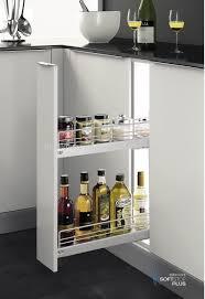Kitchen Basket Hettich Slider Modern Iron Narrow Basket Kitchen Cabinet Hardware
