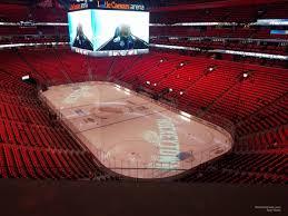 Little Caesars Arena Mezzanine 5 Detroit Red Wings