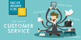 Get Customer Service Jobs Why Work In Customer Service