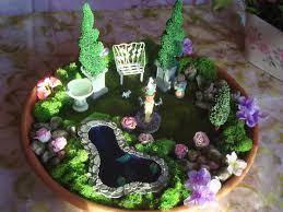 indoor fairy garden. Indoor Fairy Garden Tiny Flowers For Ornaments