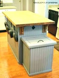 Kitchen Trash Can Ideas Awesome Decoration