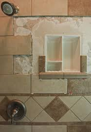 inset picture framed tile shampoo soap dish2