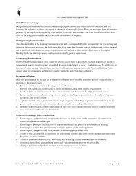 Draftsman Resume Samples Architectural Draftsman Resume Samples Best For Study At Sradd Of
