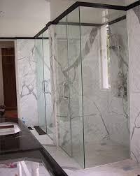unique shower screen