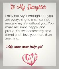 Valentines Day Quotes For My Daughter Beeawesome