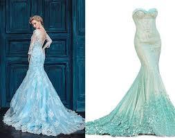wear wedding dresses like disney princess lianggeyuan123