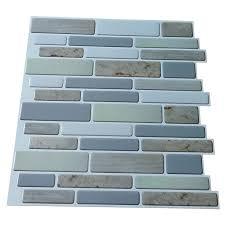 art3d 12 x12 l and stick backsplah tile self adhesive mosaic backsplash for kitchen jade design 6 pack