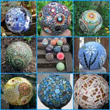 Diy Garden Ideas For Spectacular Diy Garden Balls Garden Lovers Club