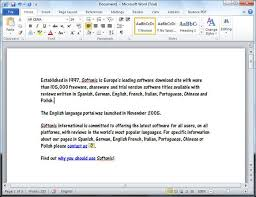 di word microsoft word download gratis
