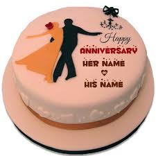 Happy Anniversary Cake Karowishcom