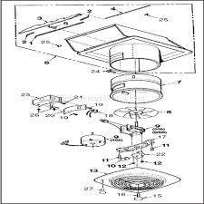 broan 508 parts list and diagram ereplacementparts com