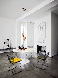 Modern Side Chairs For Living Room Bertoia Side Chair Knoll Intacrieurs Pinterest Furniture