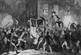 robert emmet the proclamation of independence and the ghost  a representation of the killing of lord kilwarden during emmet s failed rebellion in 1803