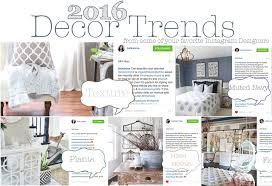 Small Picture Home Decor Trends 2016 Home Design Ideas
