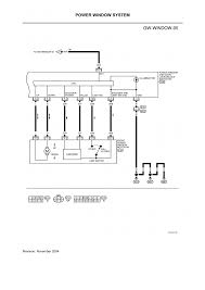 repair guides glasses window systems mirrors 2005 power wiring diagram window king cab page 05 2005