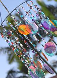 Diy Wind Chimes Diy Sun Catcherand Wind Chime Now I Know What To Do With All