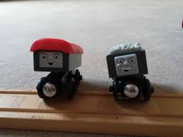 thomas wooden railway sel 10 and the troublesome trucks