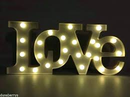 light up wall decor light up letters for wall large light up battery led love word light up wall decor