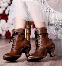 white cowboy boots, wedding boots, cowgirl boots, granny boots, Victorian Wedding Boots For Sale the elizabeth tan leather womens granny boots make a beautiful statement in a victorian way Victorian Ladies Boots