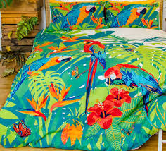 Rainforest Bedroom Tropica Quilt Cover Set Tropical Bedrooms Quilt And Tropical