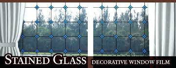 stained glass covering for windows window decor sticker creative decorations excellent home gla