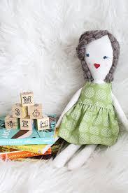 Muslin Doll Pattern Free Interesting Inspiration Design