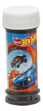 <b>Мыльные пузыри Hot</b> Wheels, 45 мл — купить в интернет ...