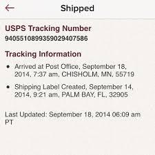 Poshmark Tracking Tracking