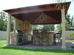 A Outdoor Kitchens