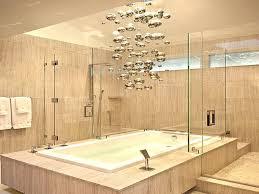 unique contemporary light fixtures trendy fixture over the tub