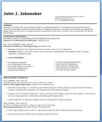 Lovely Building Specification Template Doc Civil Engineering Resume