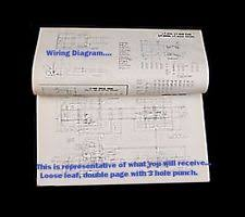 caterpillar wire in parts accessories 1970 ford truck electrical wiring diagrams w series detroit cummin caterpillar