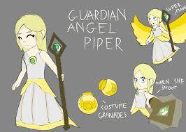 SKIN IDEA] Guardian Angel Piper: Brawlstars