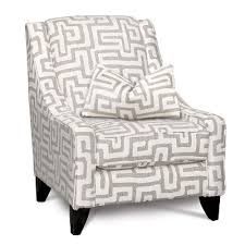 gray and white accent chair. Unique Chair Cute Gray And White Accent Chairs Decoration Throughout Chair R