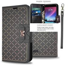 for samsung galaxy note 4 case premium leather card slot wallet flip stand cover
