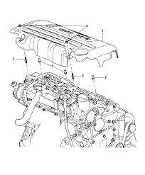 cover engine for 2003 chrysler pt cruiser mopar parts giant 2003 chrysler pt cruiser cover engine diagram 00i72682