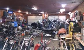 custom motorcycle fabrication repair chapel hill raleigh
