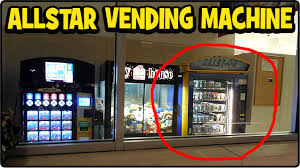 Different Types Of Vending Machines Mesmerizing The Best Vending Machine Ever Dinosaur Dracula