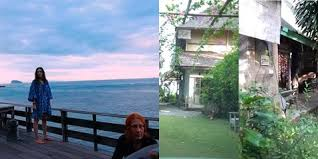 Dia dikabarkan pindah agama setelah terlihat dia dikabarkan pindah agama setelah terlihat mengenakan kalung mirip salib. 13 Foto Rumah Keluarga Luna Maya Di Bali Asri Bak Resort Penuh Pepohonan Dengan Pemandangan Selat Lombok Kapanlagi Com