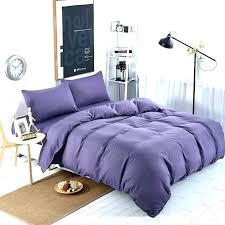 dark purple duvet cover deep single queen king size quilt doona set new and white bedding purple bed cover set duvet