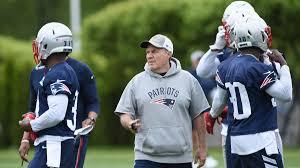 Patriots Depth Chart All Eyes On Tom Bradys Blindside How