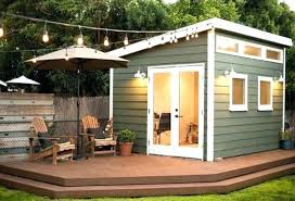 office shed plans. Backyard Office Shed Plans H